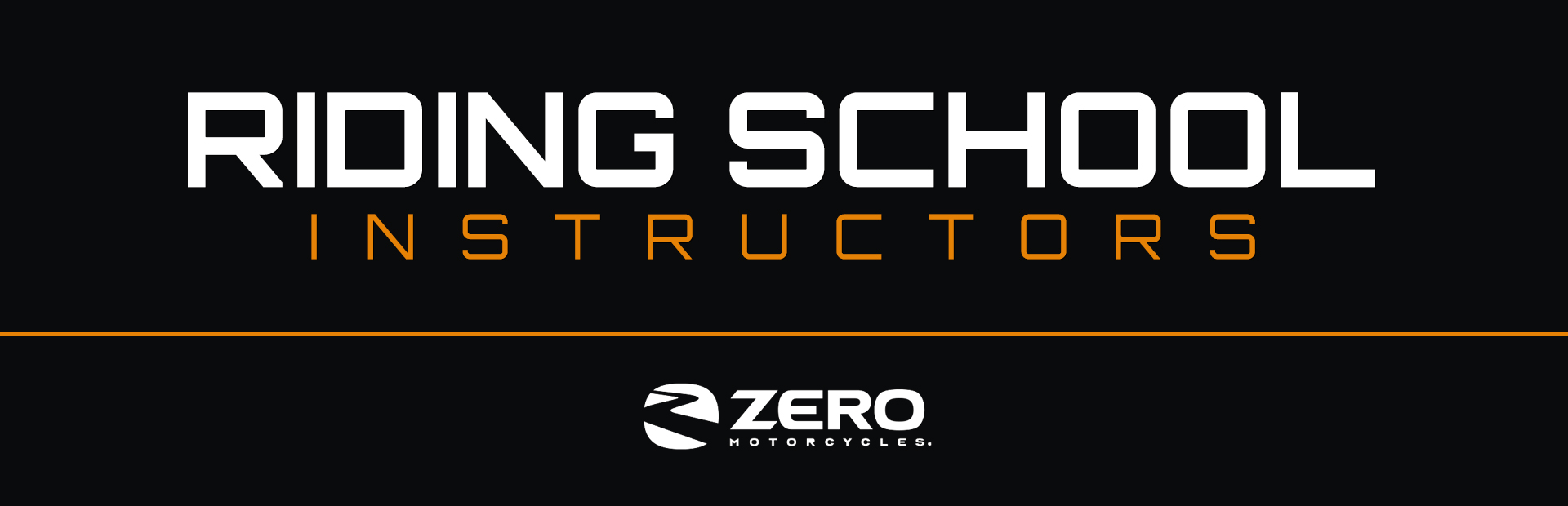ZERO™: Riding School Instructors